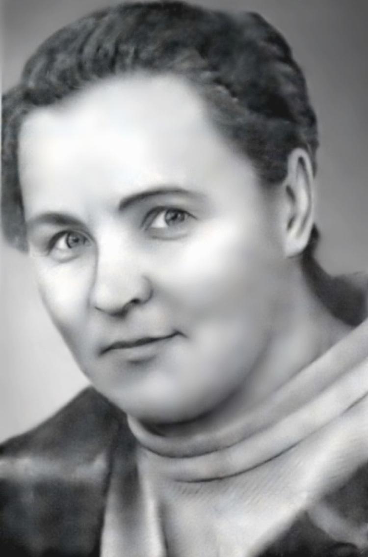 Воспоминания моей крёстной, Эрны Петровны Лакстигал (фрагменты)