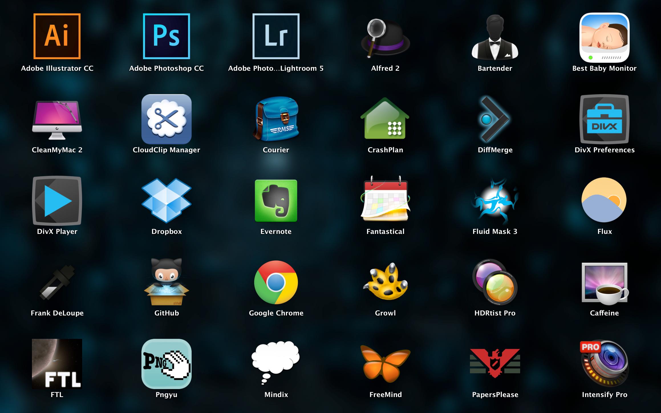 самые нужные программы доя mac